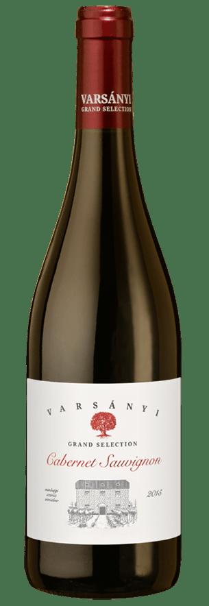 Varsányi Pincészet - Cabernet Sauvignon - vörös bor