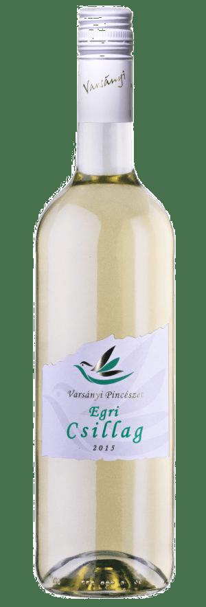 Varsányi Pincészet Egri Csillag fehér bor