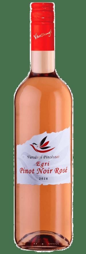 Varsányi Pincészet - Egri Pinot Noir Rosé bor