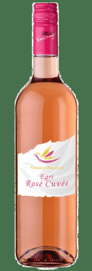 Varsányi Pincészet - Egri Rosé Cuvée rosé bor