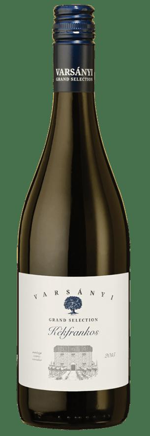 Varsányi Pincészet - Kékfrankos - vörös bor