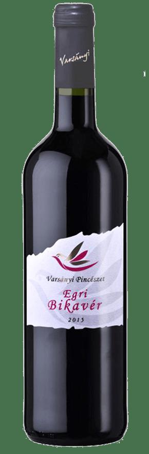 Varsányi Pincészet - Egri Bikavér - vörös bor