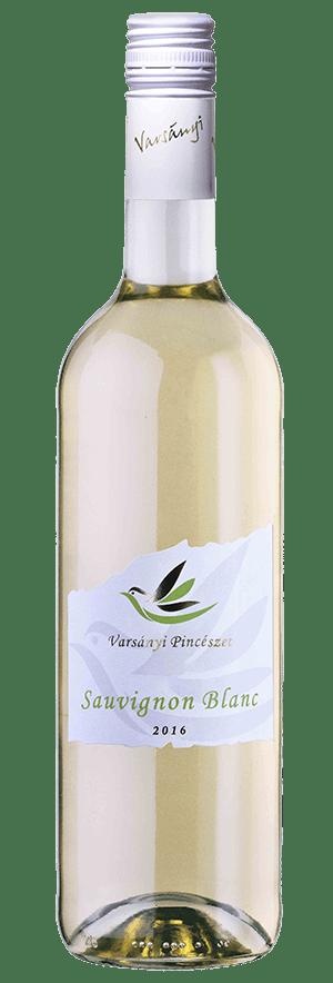 Varsányi Pincészet -  Sauvignon Blanc - fehér bor