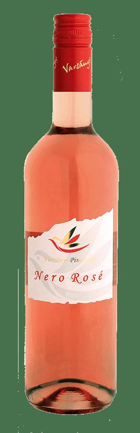 Varsányi Pincészet - Nero Rosé rosé bor